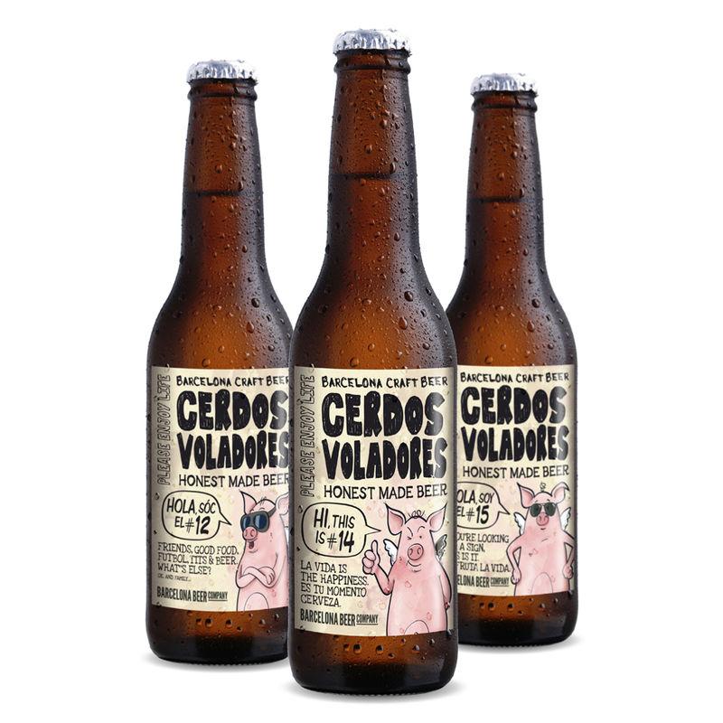 Nursery Rhyme Beer Branding