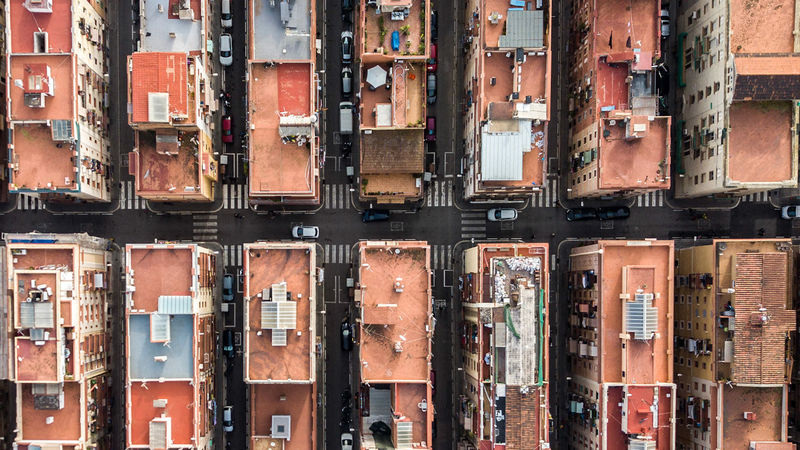 Stunning Architectural Drone Photography