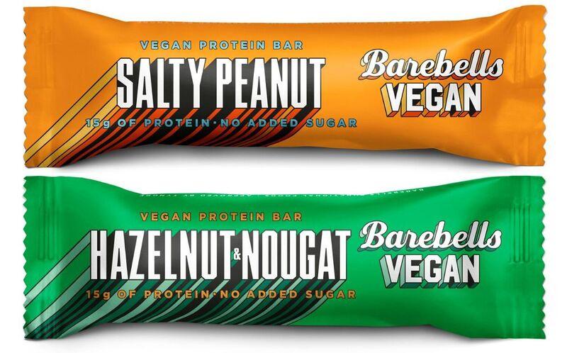 Vegan-Friendly Dessert Protein Snacks