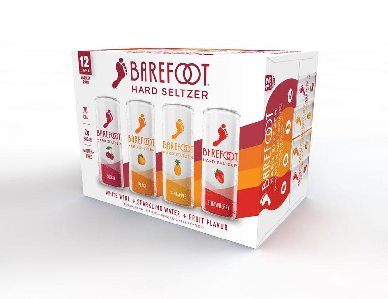 Wine-Based Hard Seltzers