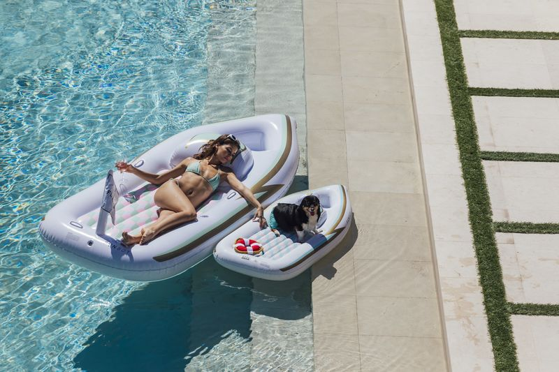 Pet Pool Floats