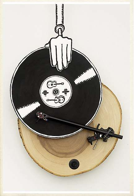 Bold Bark Turntables