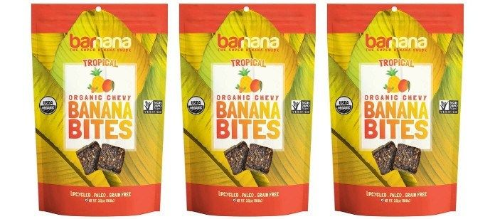 Tropical Dehydrated Fruit Snacks