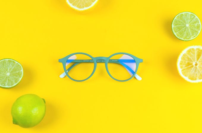 Style-Centric Computer Glasses