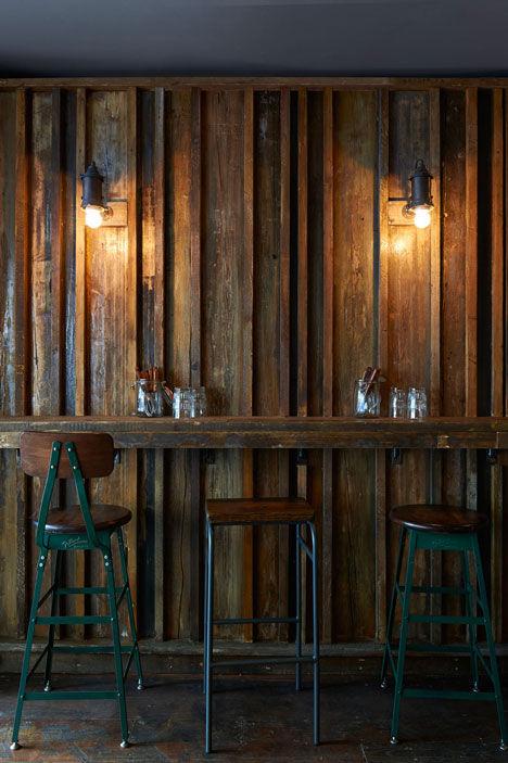 Ramshackle Barnyard Eateries