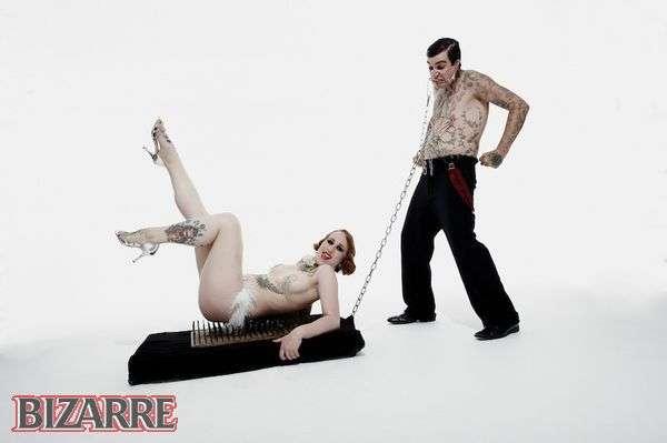 Burlesque Freak Shows