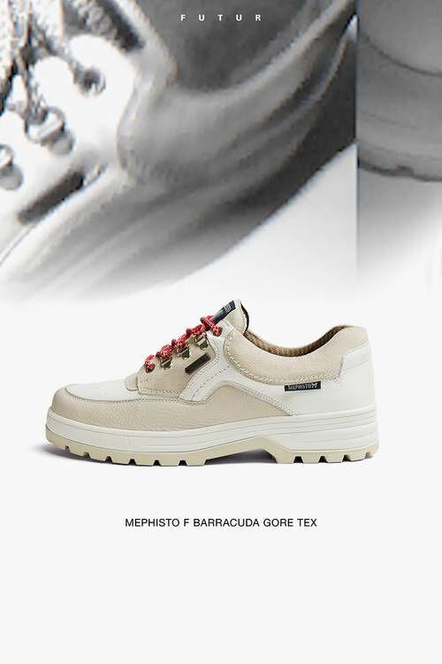 Rugged Simplistic Functional Sneakers