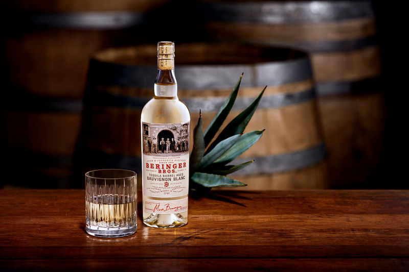 Tequila Barrel-Aged Wines
