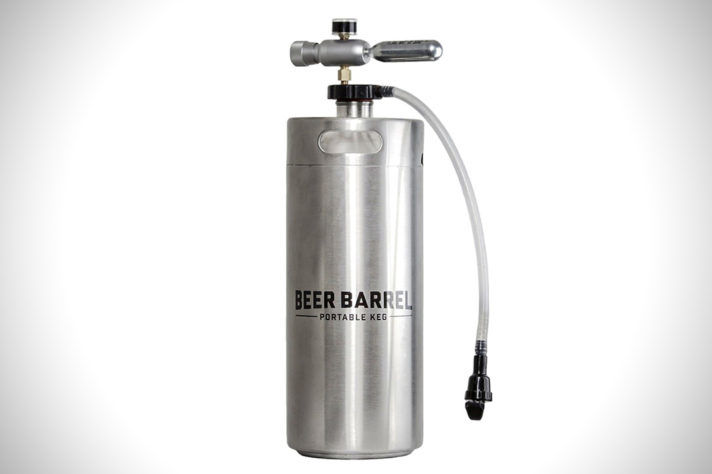 Portable Barrel Kegs