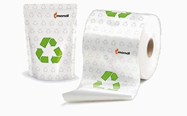 Recyclable Plastic Film Packaging