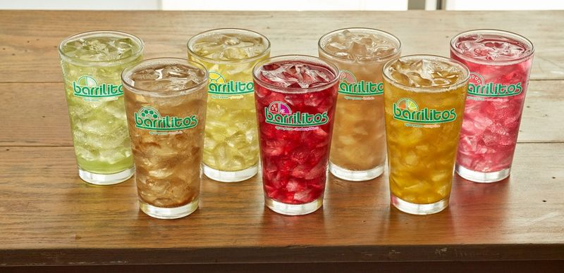 Aguas Fresca Fountain Drinks