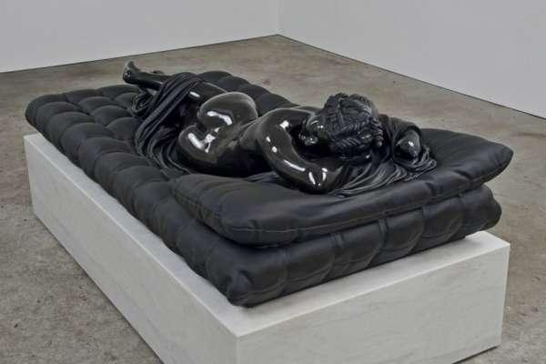 Modernized Masterpiece Sculptures