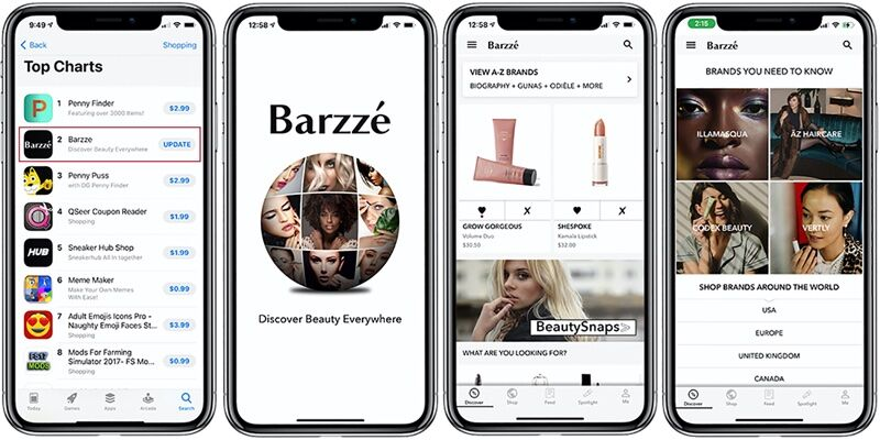 Beauty Discovery Platforms