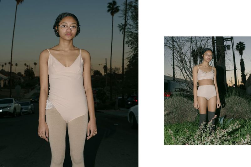 Stripped Down Streetwear Editorials