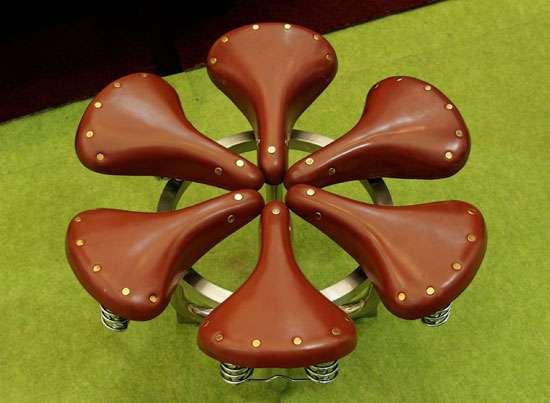 Bicycle Seat Furniture