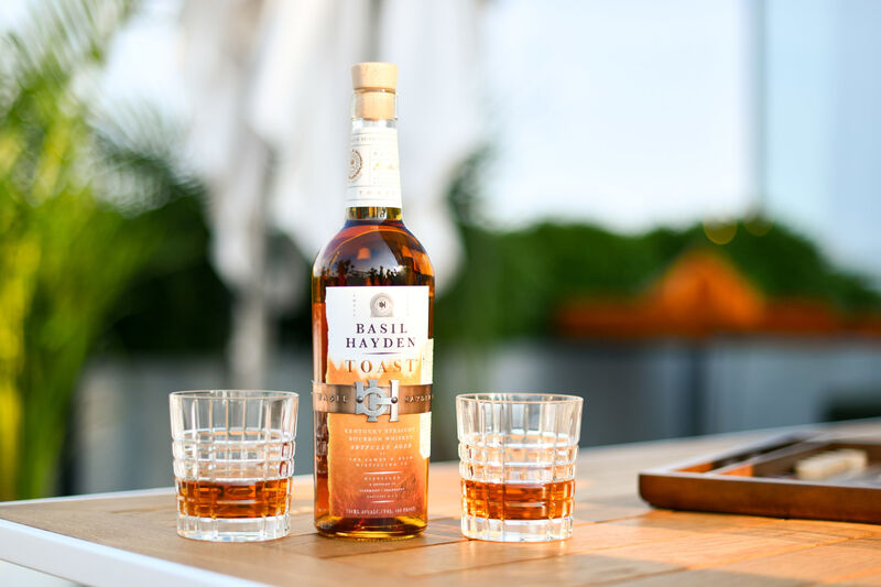 Toasted Brown Rice Whiskeys