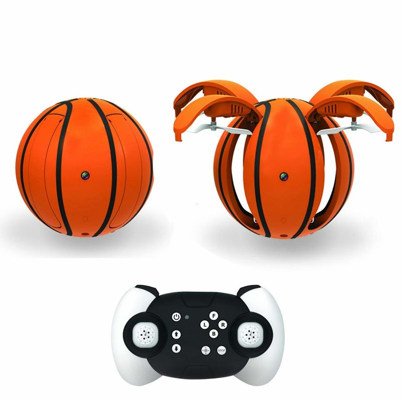 Disguised Sports Equipment Drones