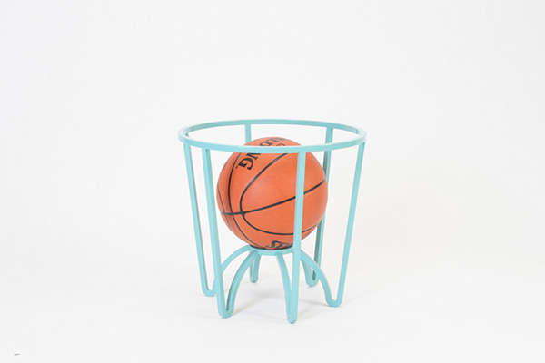 Functional Basketball Stools