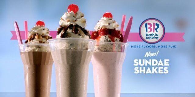 Milkshake-Sundae Hybrids