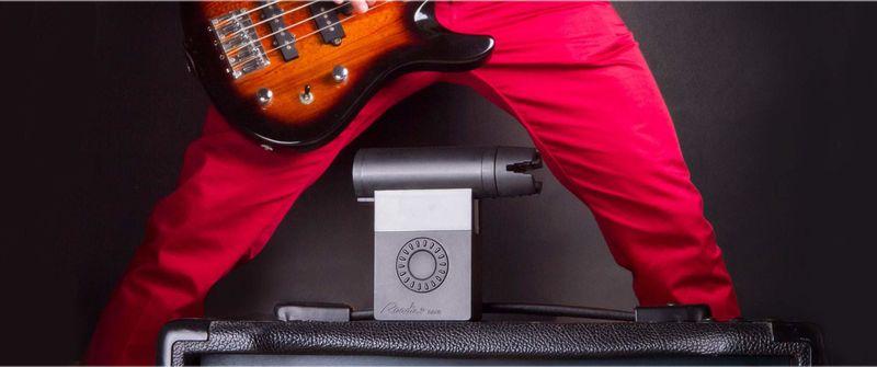 Robotic Bass Guitar Tuners