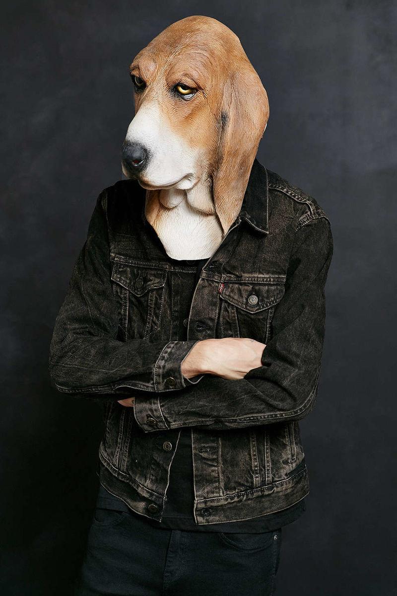 Lifelike Hound Disguises
