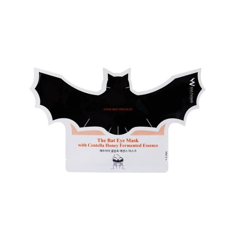 Bat-Shaped Face Masks