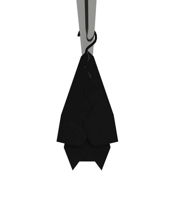 Nocturnal Superhero Hangers