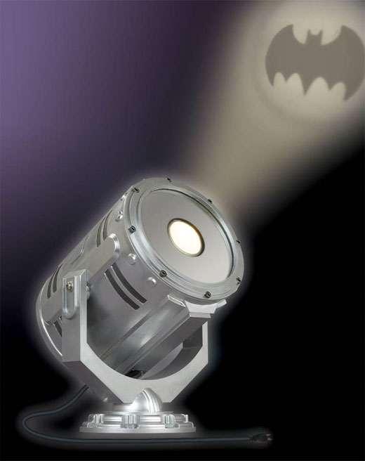 DIY Bat Signals