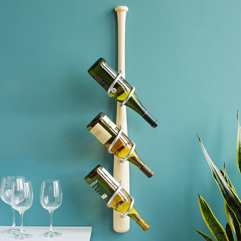 Sport-Themed Wine Holders