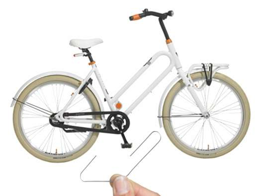Paperclip Bikes