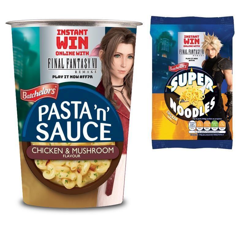 Gamer Noodle Promotions