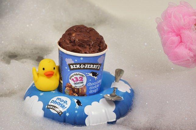 Ice Cream Bath Floats
