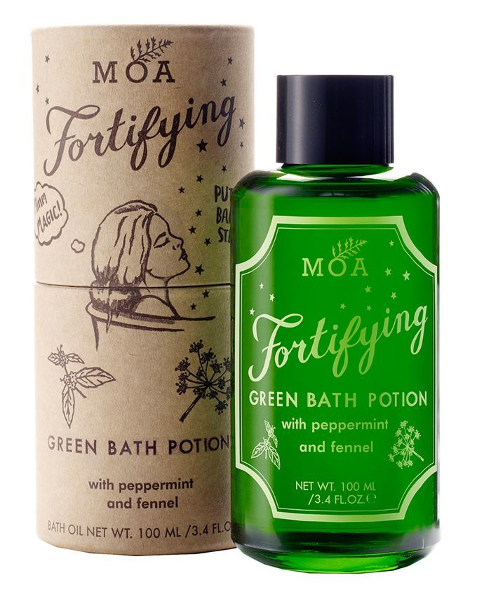 Mood-Boosting Bath Oils