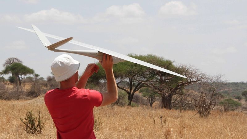 Anti-Poaching Drones