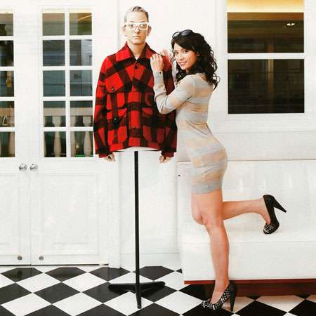 Hipster Mannequin Boyfriends