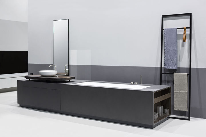 Sink-Integrated Bathtubs