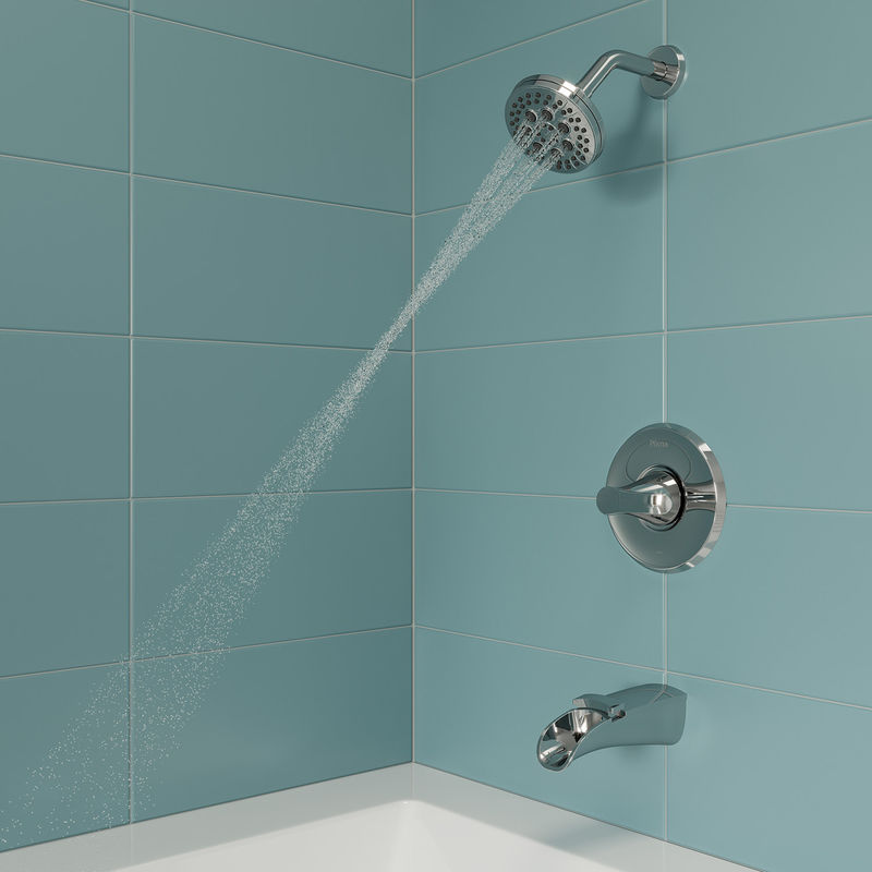 Ultra-Adjustable Bathroom Fixtures