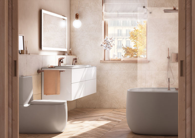 Innovative Modern Bathroom Designs