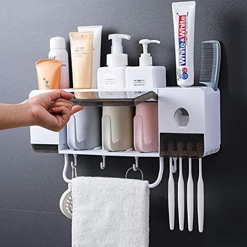 Convenient Bathroom Organizers