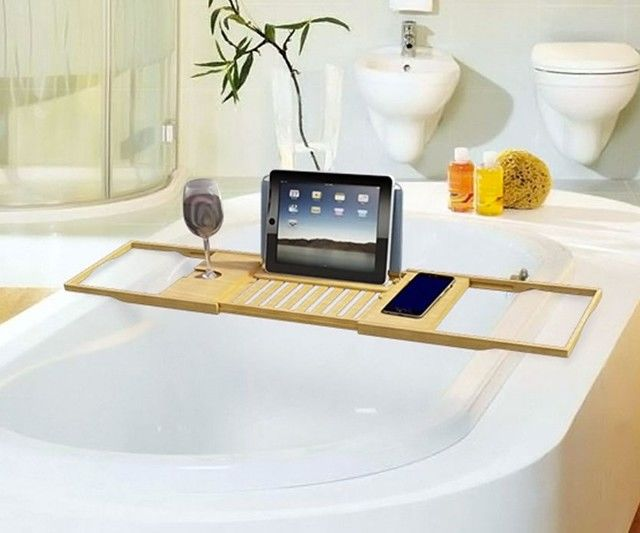 Tech Bathtub Trays : bathtub tray