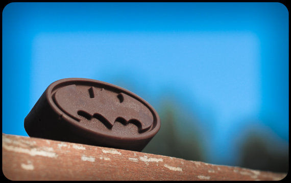 Porky Superhero Chocolates