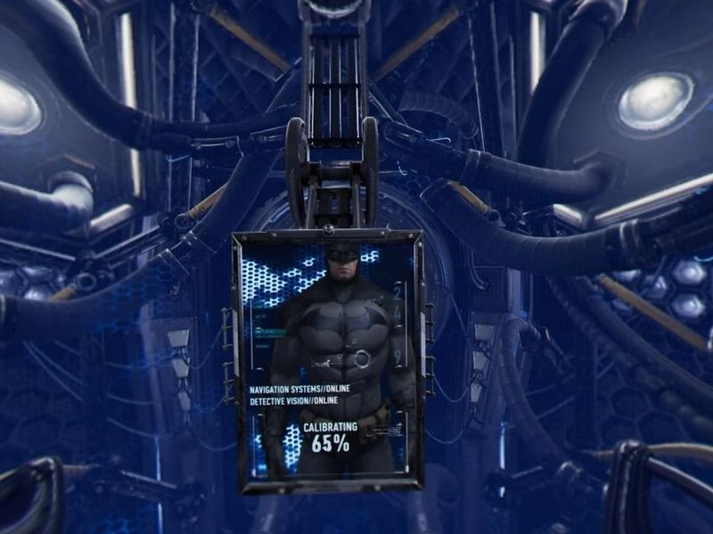 Dark Superhero VR Experience