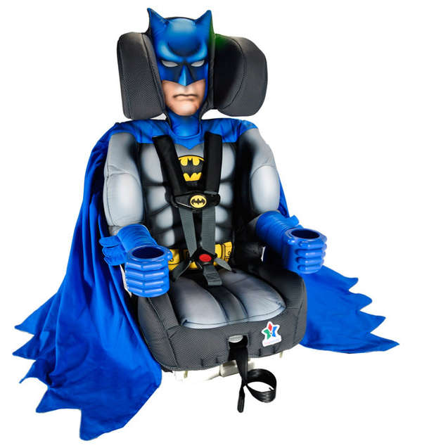 Comic Hero Toddler Seatings