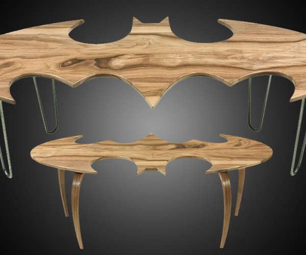 Superheroic Coffee Tables