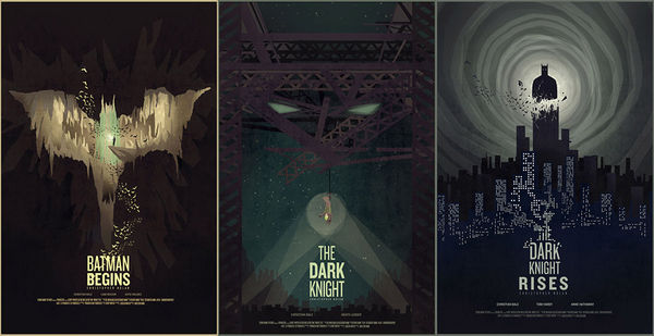 Moody Alternative Movie Posters