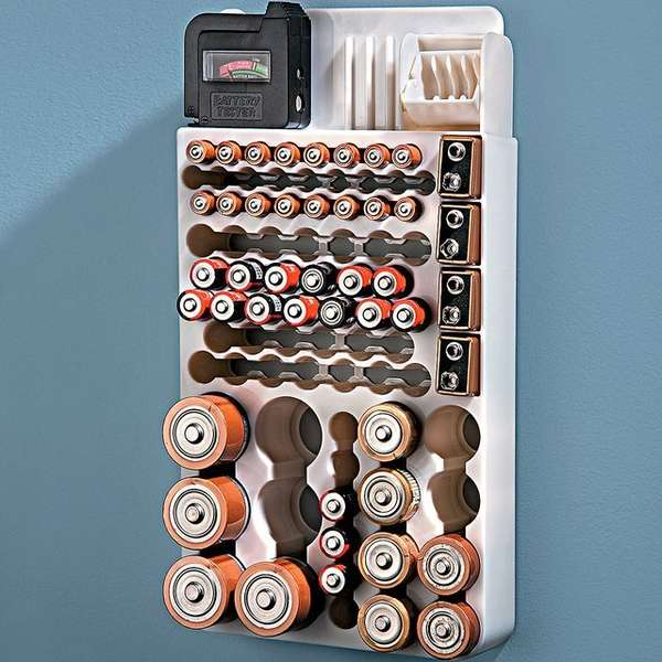 Exceptional Battery Testing Storage Stations