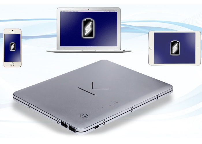 Rugged Laptop-Charging Batteries