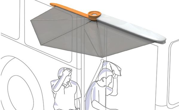Bus Entry Awnings