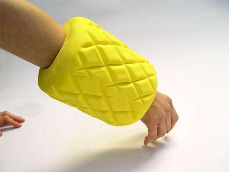 Pineapple Bangles