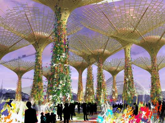 Solar Tree Gardens
